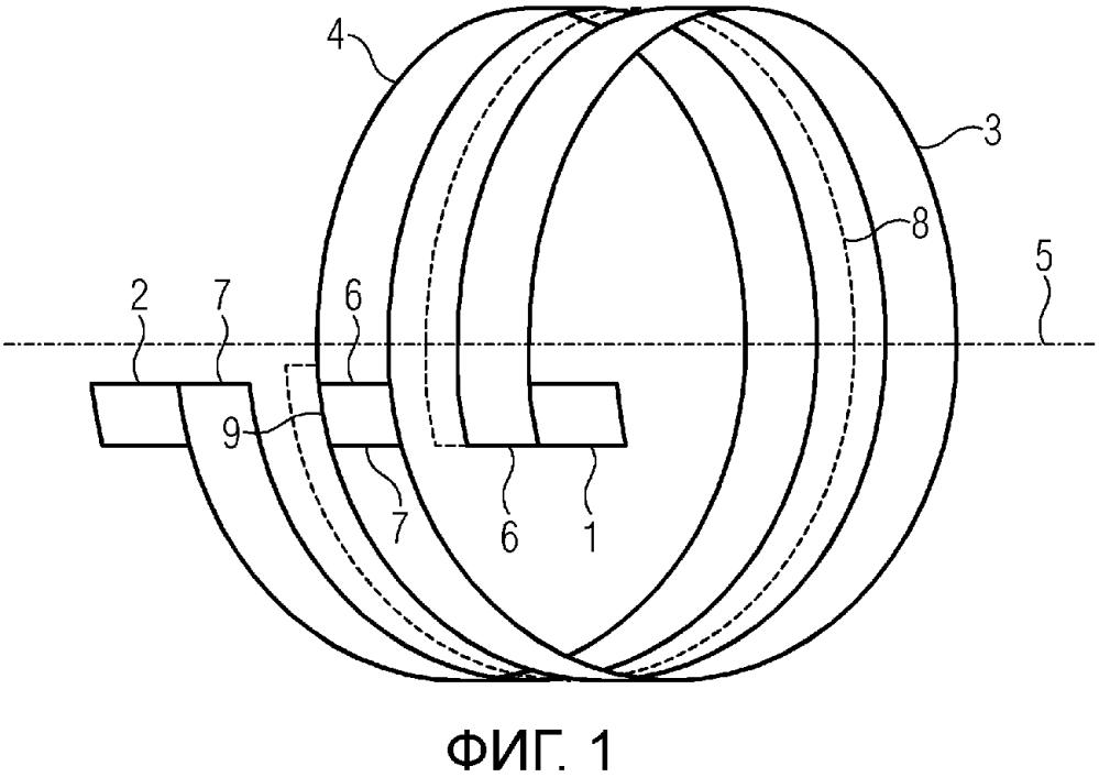 Модуль сопротивления для повышения пускового момента для ротора электрической машины, имеющей обмотку ротора