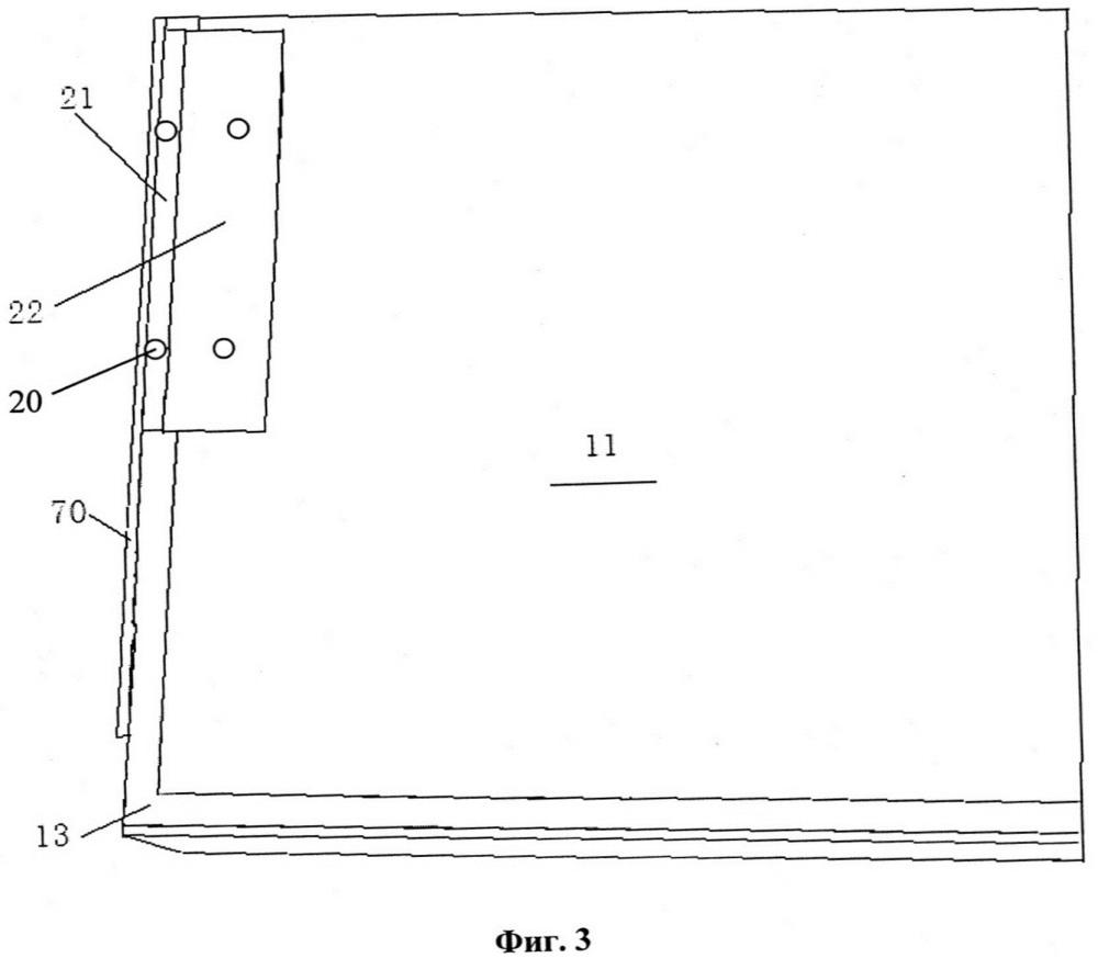 Объединяемая жидкокристаллическая панель, способ ее сборки и сборный телеэкран, включающий такую панель