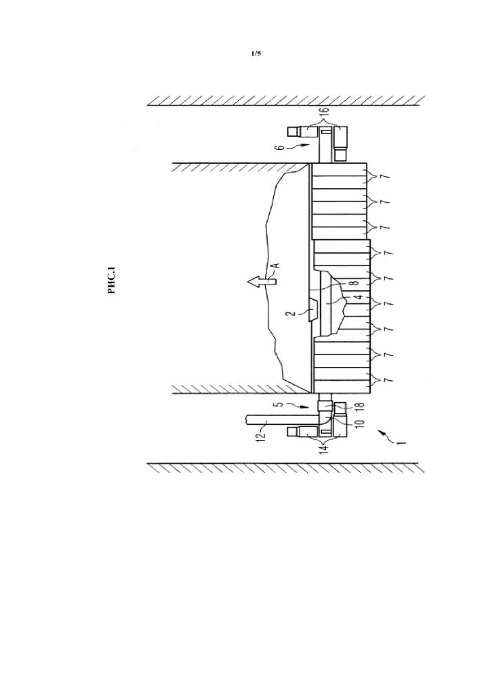 Дробилка негабаритов для скребкового цепного конвейера