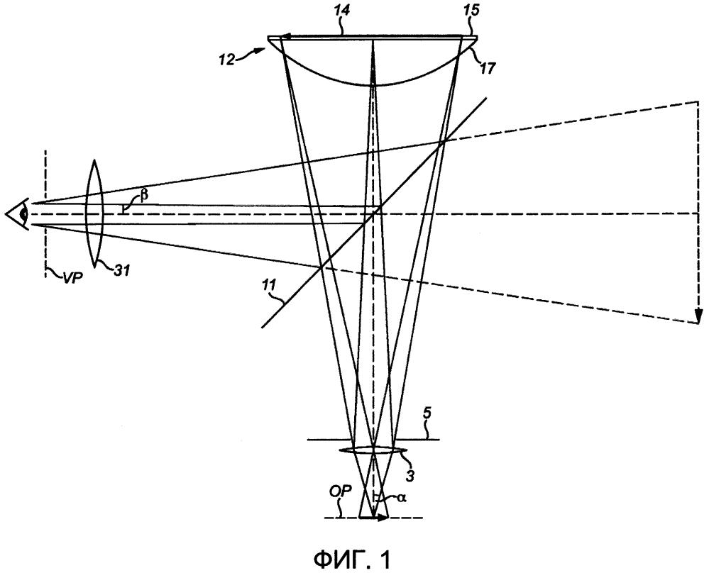Устройство для наблюдения с улучшенным восприятием глубины
