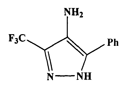 Способ получения 5-фенил-3-(трифторметил)-1н-пиразол-4-амина