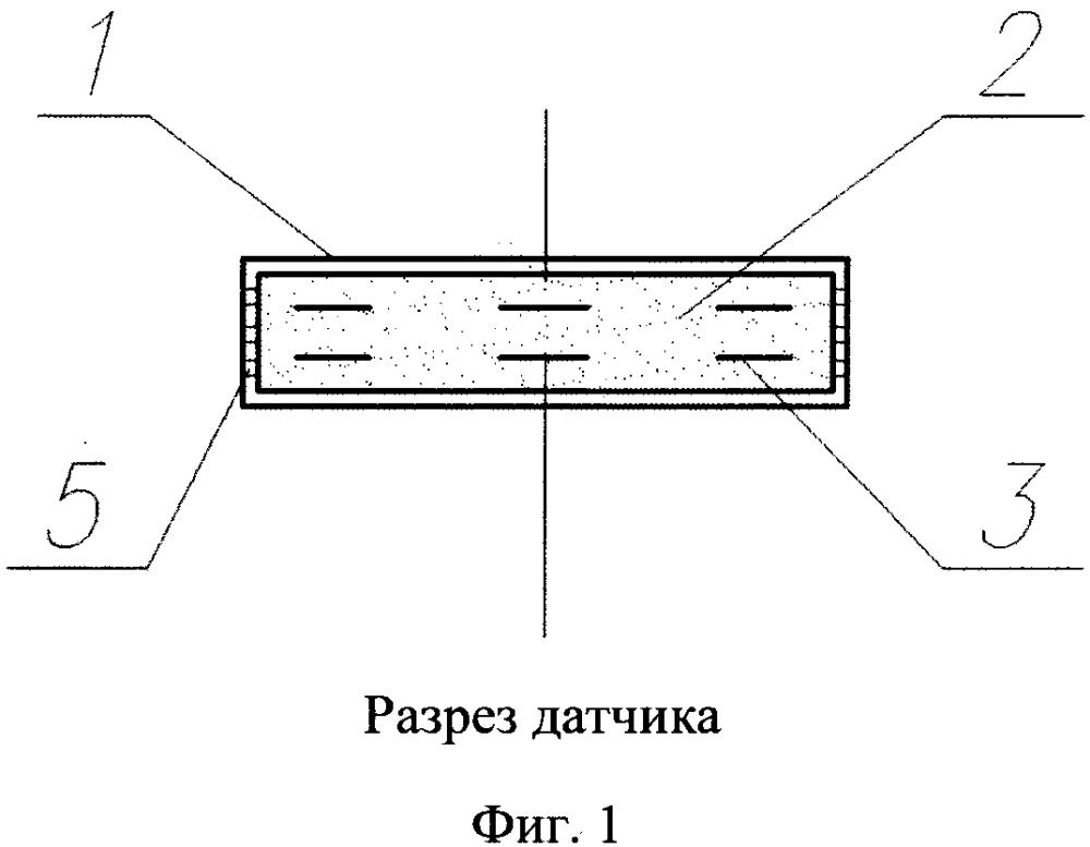 Датчик для измерения нормальных напряжений в грунтах