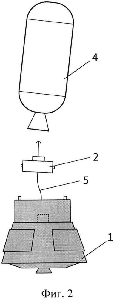 Способ проведения лётно-конструкторских испытаний автономного стыковочного модуля для очистки орбит от космического мусора
