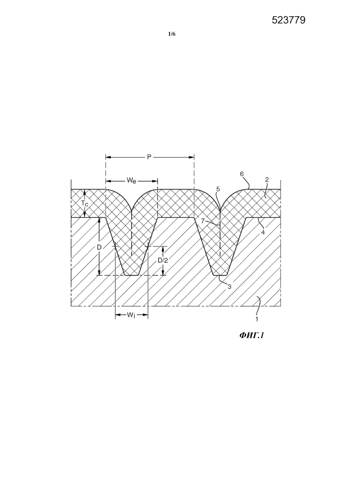 Режущий инструмент с износостойким покрытием со структурированной областью поверхности