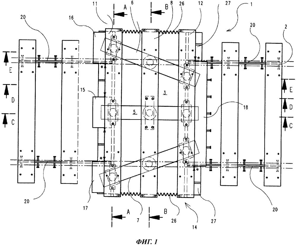 Соединительная конструкция и железнодорожный мост с такой соединительной конструкцией