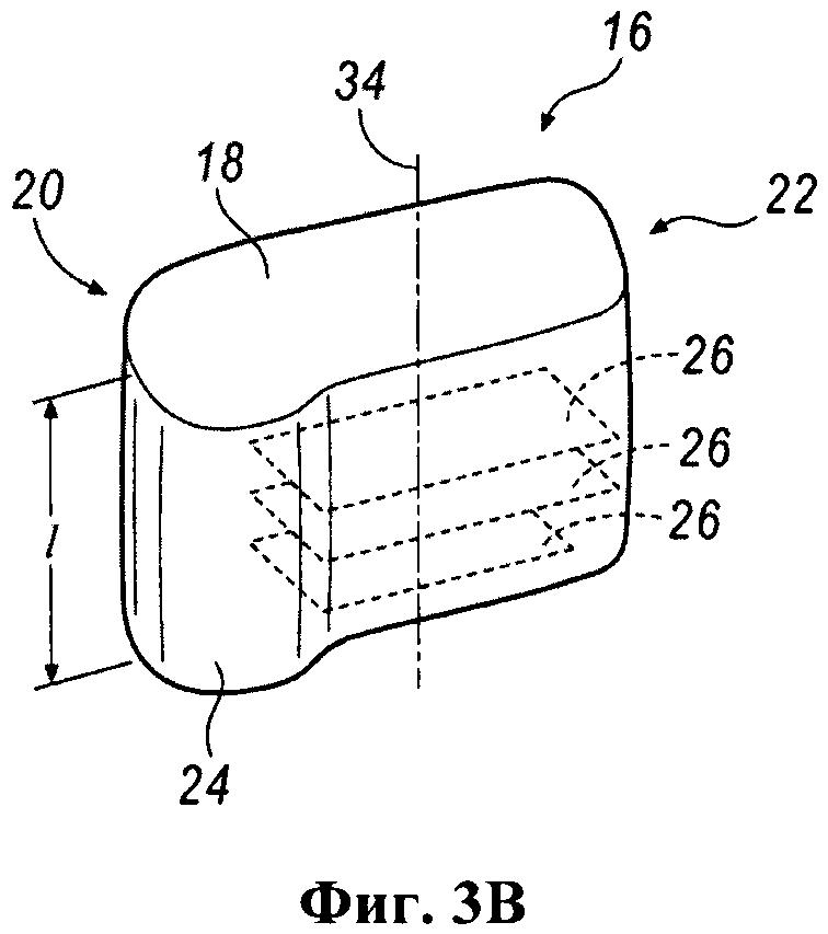 Коленная подушка безопасности для транспортного средства