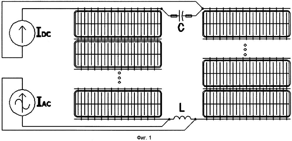 Система наложения переменного тока на постоянный при электролизе