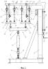 Стенд для испытания конструкции летательного аппарата на механическую прочность под действием изгибающего момента