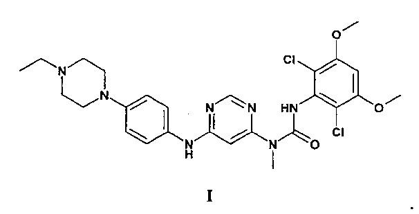 Ингибитор рецептора фрф для применения в лечении гипофосфатемических заболеваний