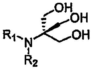 Способ обработки сжиженных газообразных углеводородов с использованием 2-амино-2-(гидроксиметил)пропан-1,3-диоловых соединений
