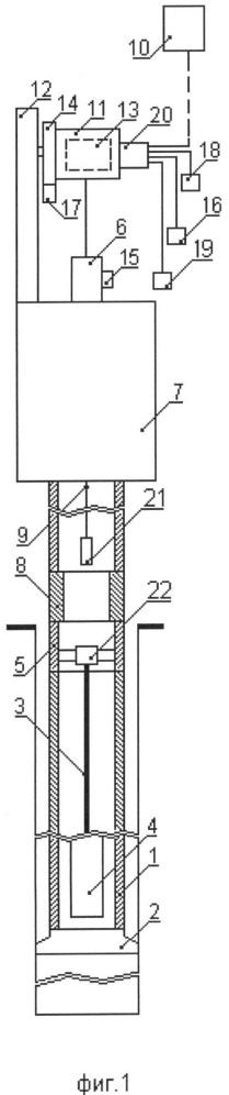 Способ контроля забойных параметров в процессе бурения скважины