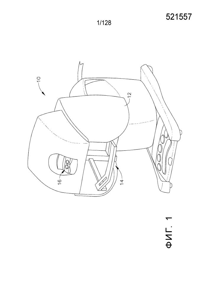 Многофункциональное хирургическое устройство с электропитанием с внешними рассекающими элементами