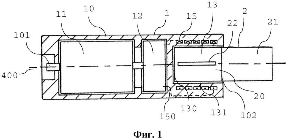 Устройство индукционного нагрева и система генерирования аэрозоля