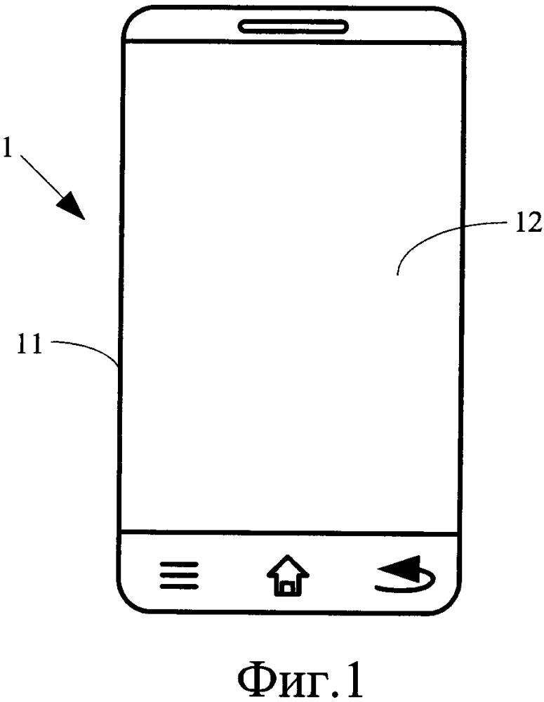 Блок дисплея мобильного терминала и мобильный терминал