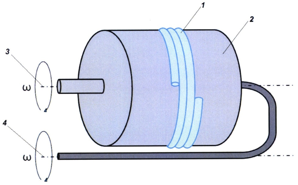 Способ фракционирования полидисперсных смесей нано- и микрочастиц