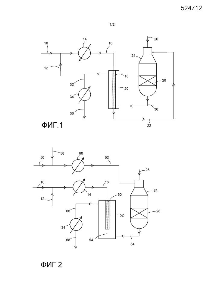 Способ преобразования углеводородного сырья в синтез-газ