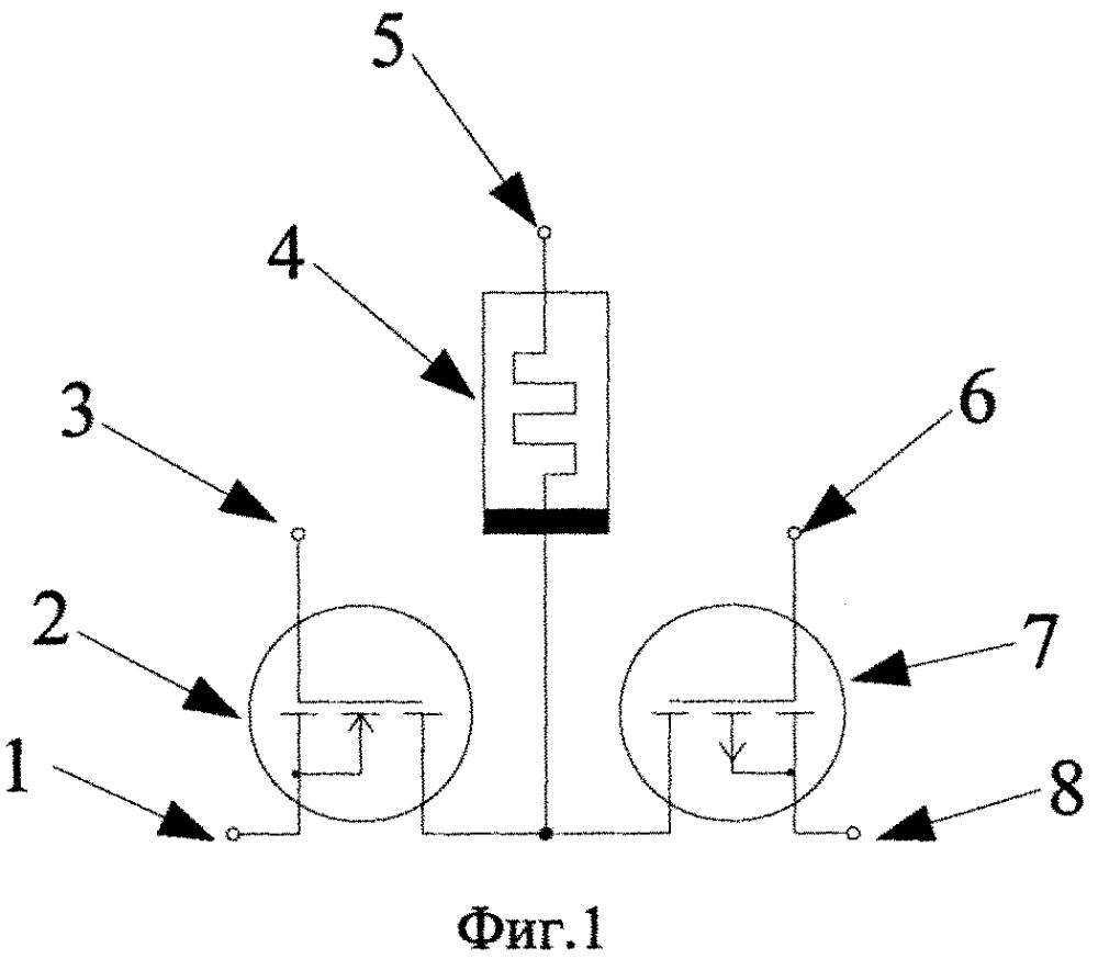 Логическая матрица на основе мемристорной коммутационной ячейки