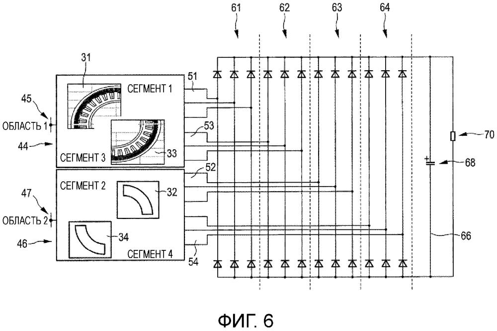 Синхронный генератор в безредукторной ветровой турбине