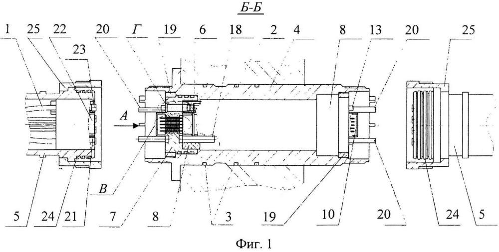 Устройство для герметичного прохода кабельных линий через стенку