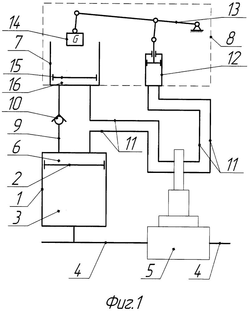 Блок управления системой пассивной защиты трубопроводов