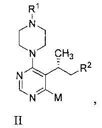 Способ получения гидроксилированных циклопентилпиримидиновых соединений