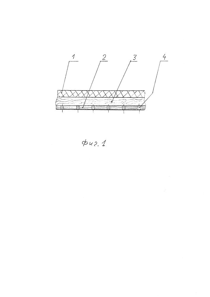 Камера сгорания прямоточного воздушно-реактивного двигателя из композиционных материалов