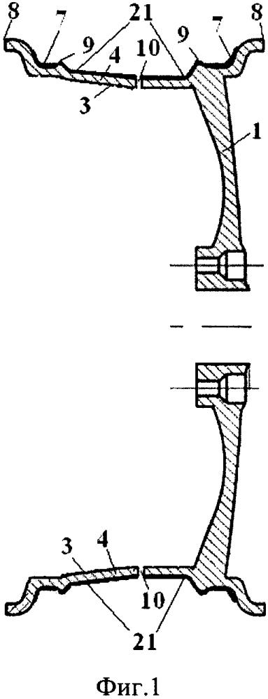 Пьезоэлектрический элемент для установки на гибкой базовой структуре
