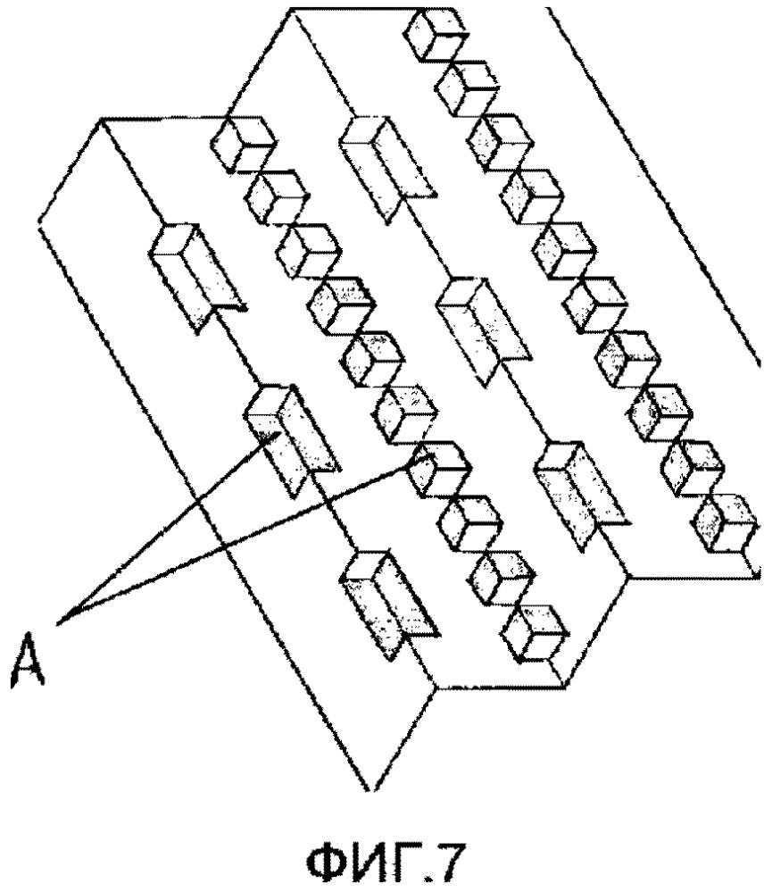 Высокопроизводительная структурированная насадка для контактной колонны для жидких сред