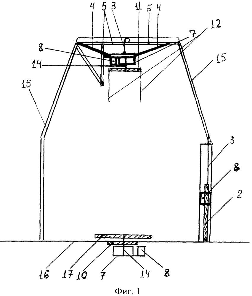 Тренажерный комплекс для развития координации движений и вестибулярной устойчивости с автоматической лонжей и способ его применения