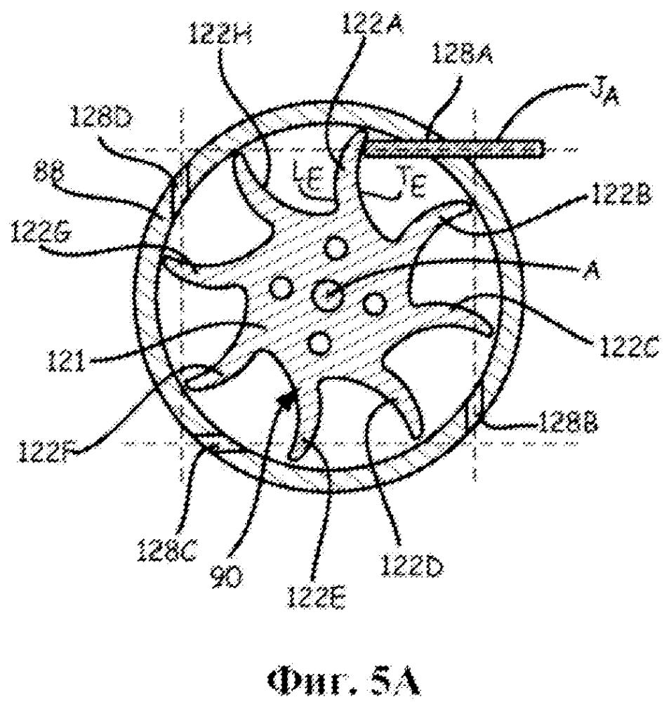 Рабочее колесо для электростатического распылительного пистолета