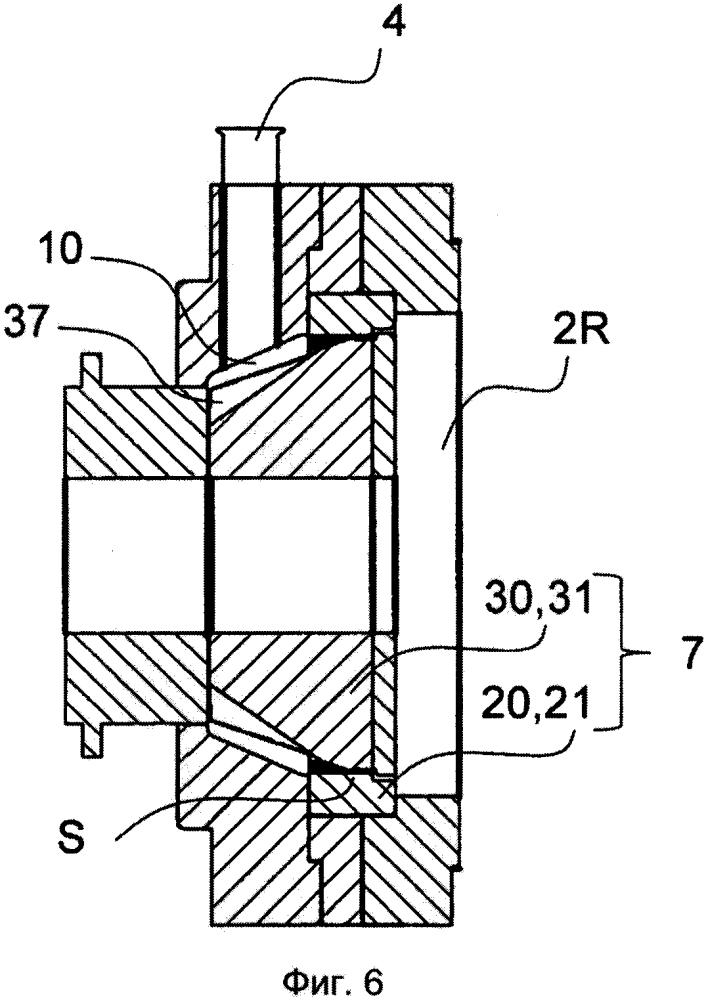 Установка предварительного измельчения для шаровой мельницы или перемешивающей шаровой мельницы и шаровая мельница с установкой предварительного измельчения
