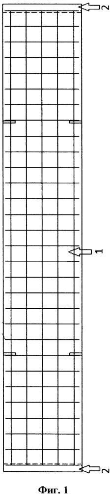 Способ производства акустической композитной панели с древобетоном