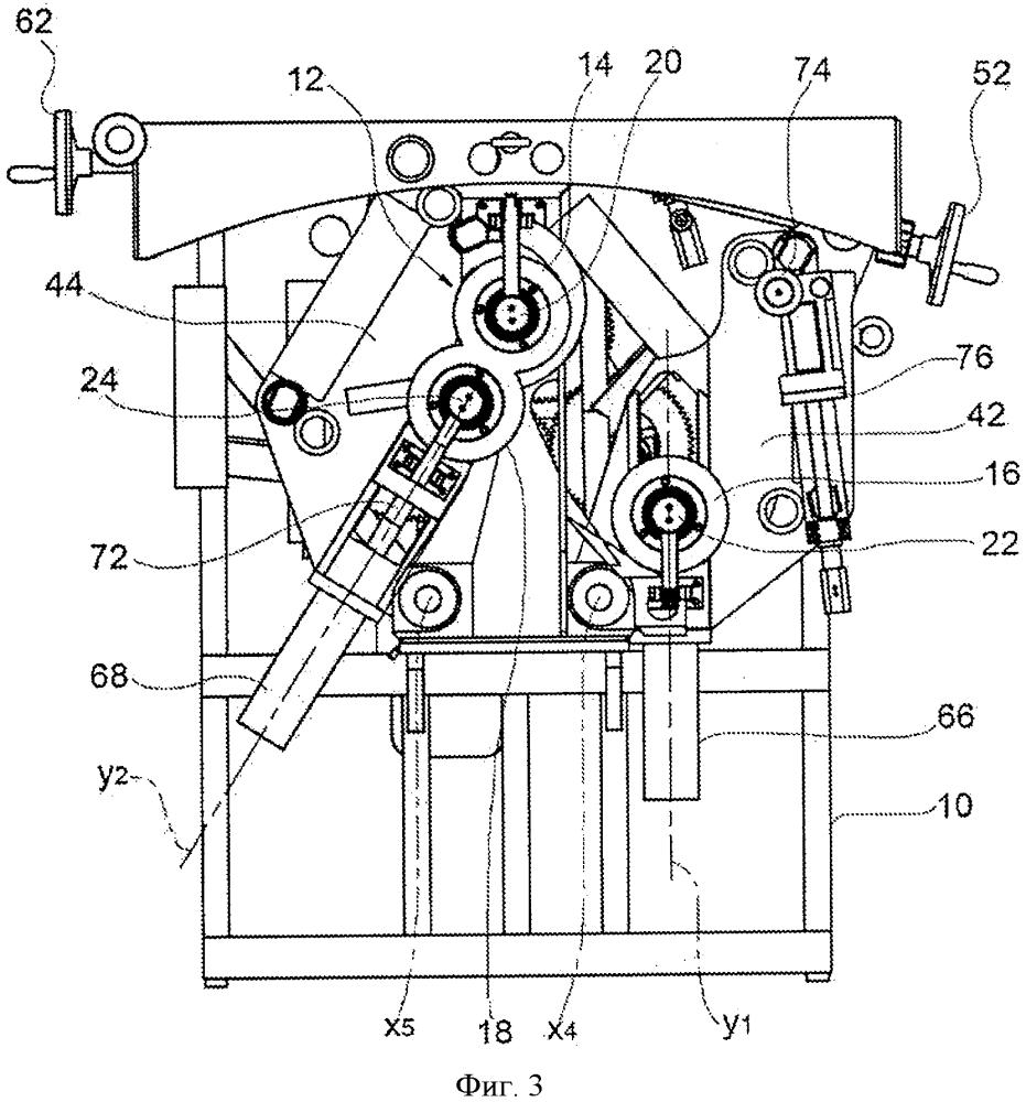 Гибочная машина для гибки профилей, металлических листов и т.п.