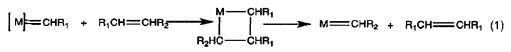 Каталитические комплексы с карбеновым лигандом, способ их получения и применение в реакции метатезиса