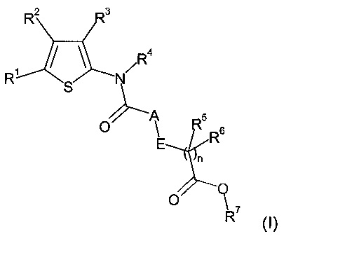 Новые бициклические соединения тиофениламида