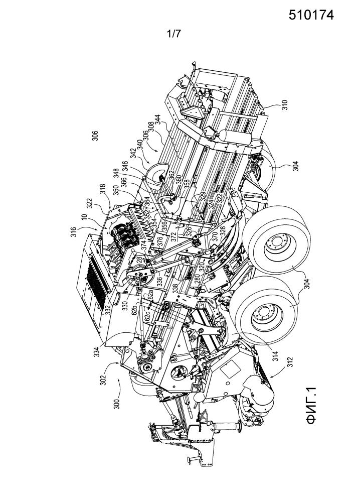 Сенсорное устройство для определения положения рычага механизма натяжения шпагата