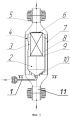 Сепаратор газовый вихревой