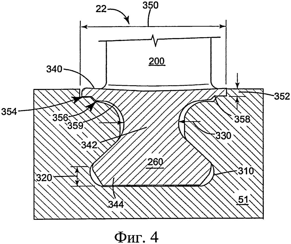 Рабочая лопатка турбомашины (варианты)
