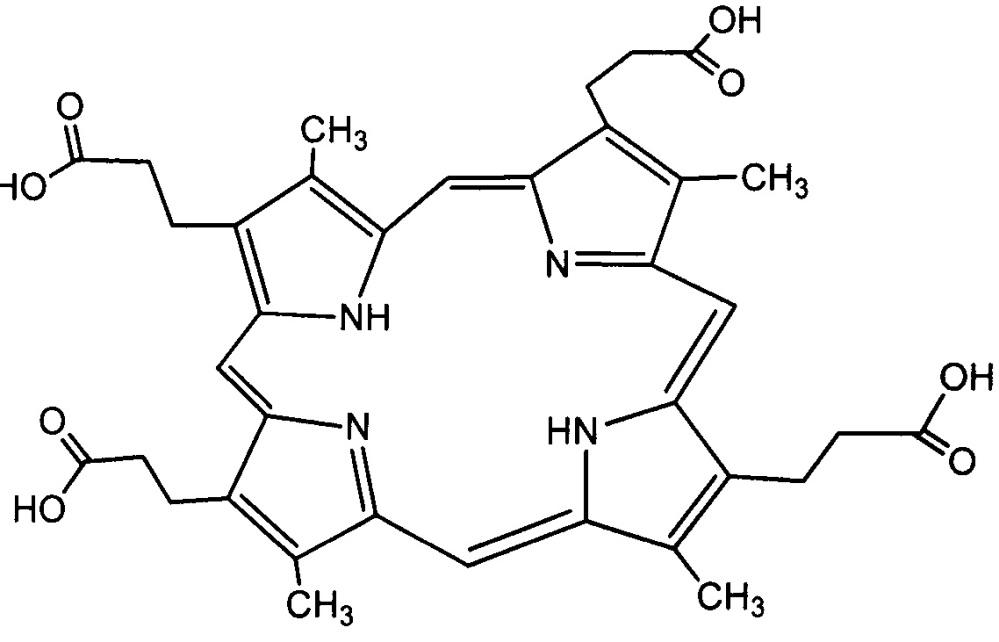 Способ получения 3,3,3,3-(3,8,13,17-тетраметилпорфирин-2,7,12,18-тетраил) тетрапропионовой кислоты (копропорфирина)