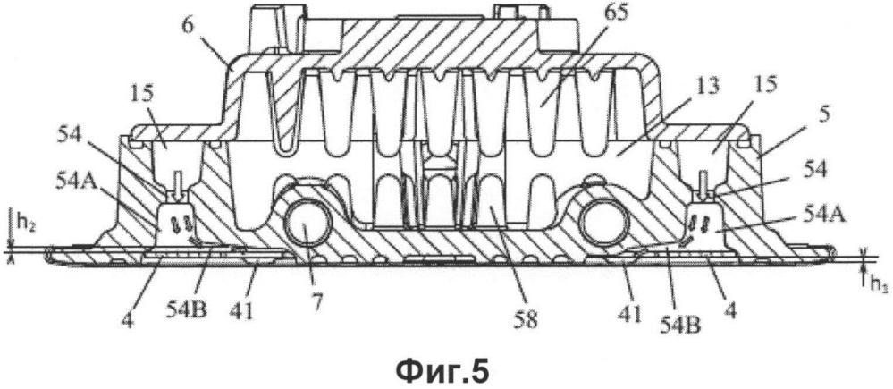 Прибор для парового глажения, содержащий парогенератор и утюг