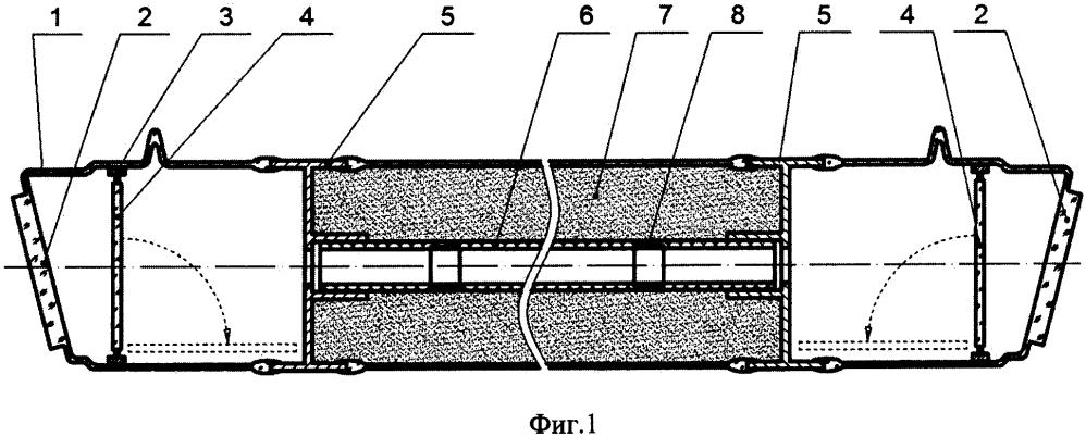 Активный элемент лазера на парах металлов и способ его изготовления