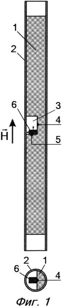 Держатель образца для сквид-магнитометра типа mpms
