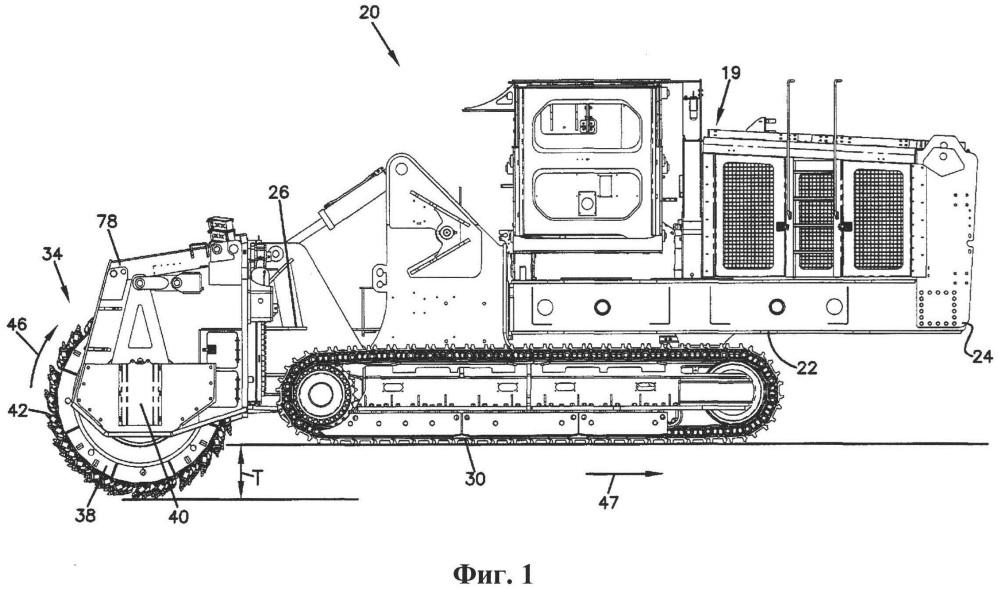 Системы и способы определения износа измельчающих элементов измельчительной машины