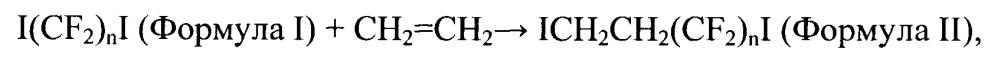 Фториодированные соединения для фторполимеров