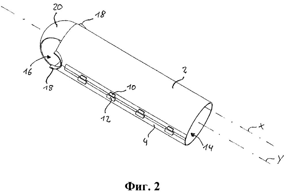 Защитное устройство для амортизатора