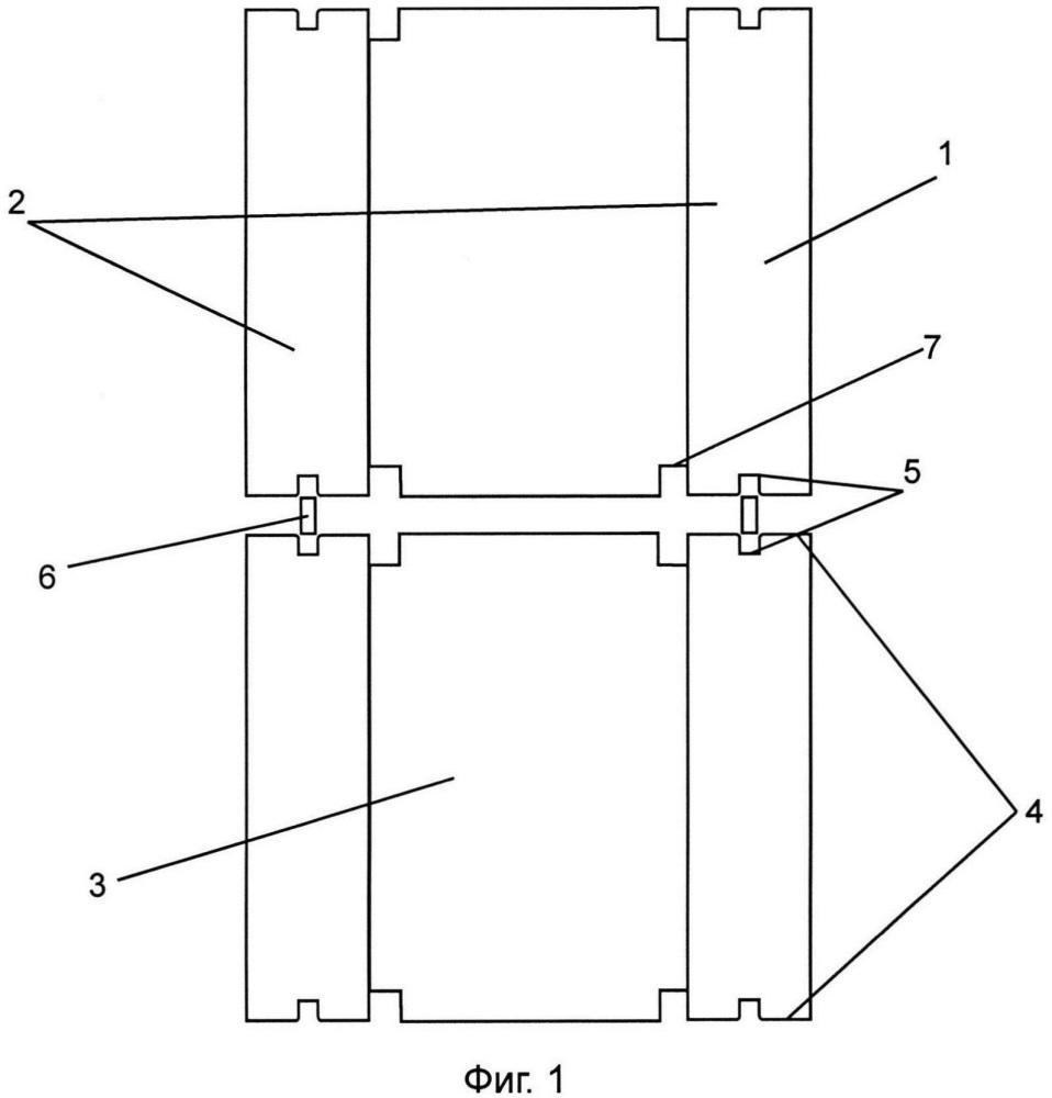 Многослойный строительный элемент, способ его производства и технологическая линия по производству многослойного строительного элемента