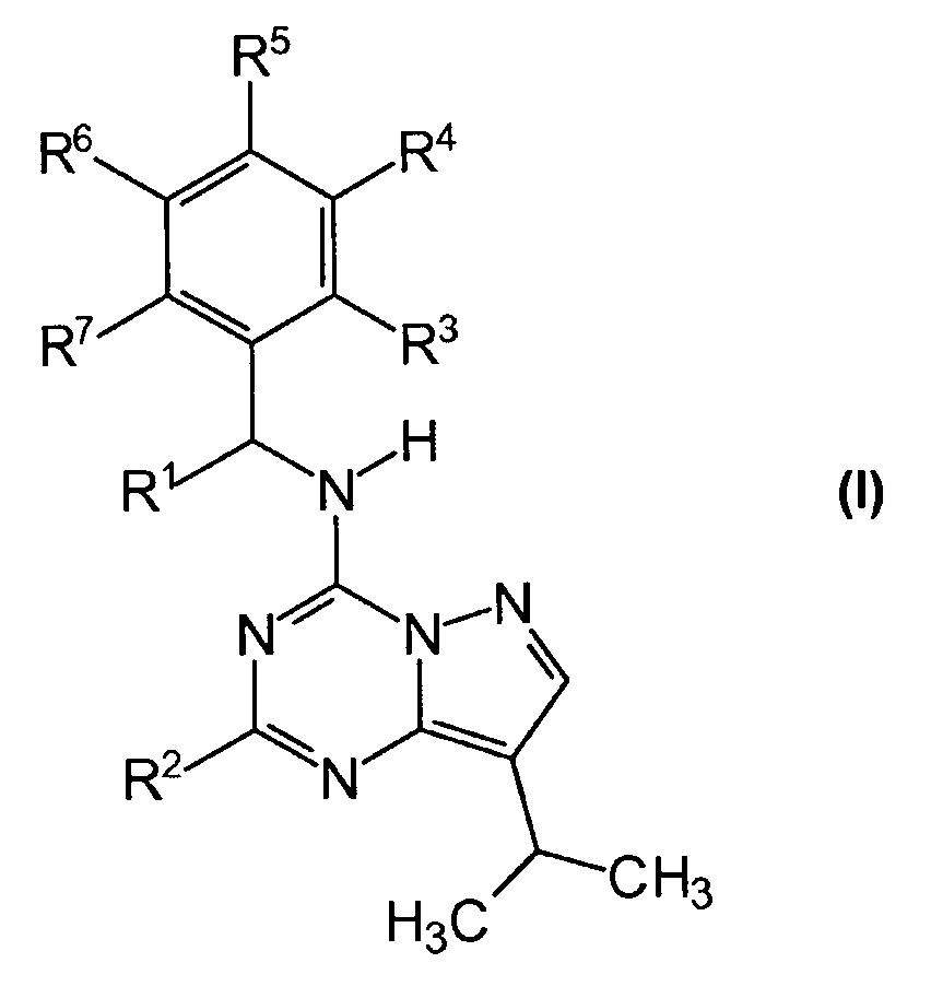 Производные пиразолотриазина в качестве селективных ингибиторов циклин-зависимых киназ