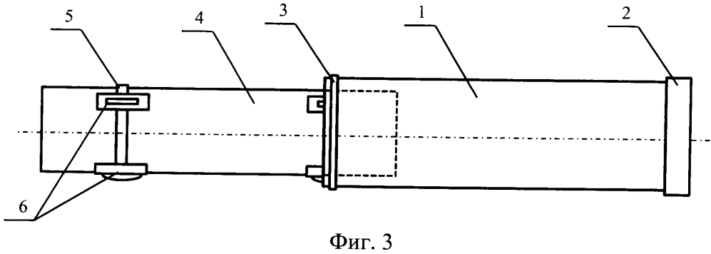 Устройство и способ соединения труб защитного кожуха и размещаемого в нем рабочего трубопровода