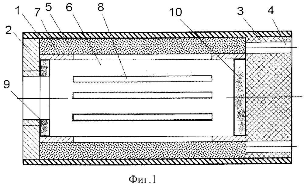 Глушитель шума в пневматической системе оттяжки изделия чулочно-носочного автомата