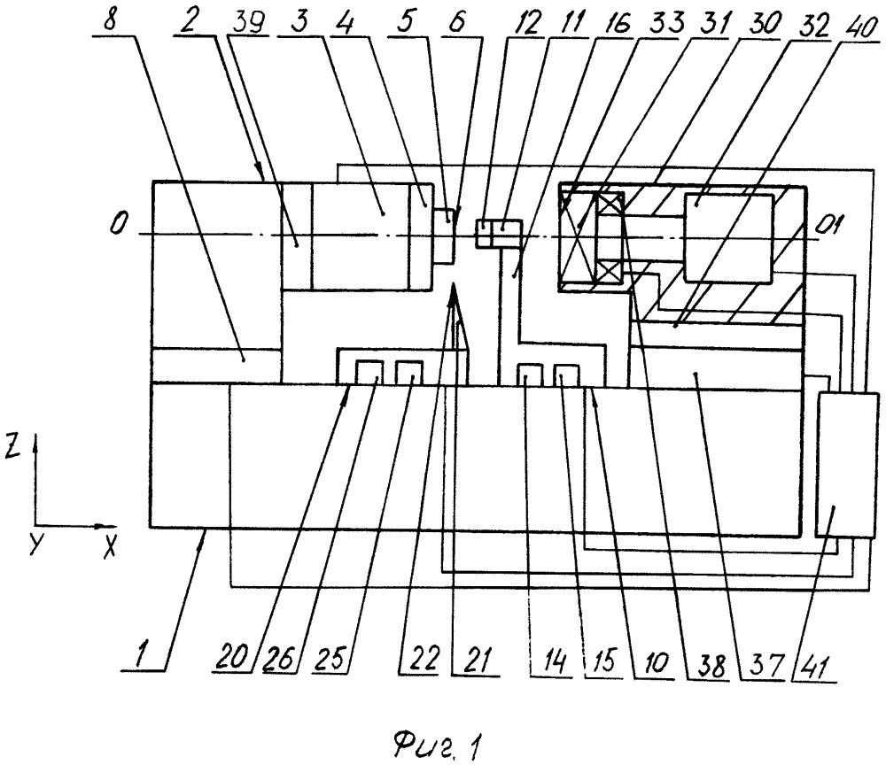 Сканирующий зондовый нанотомограф с модулем оптического анализа